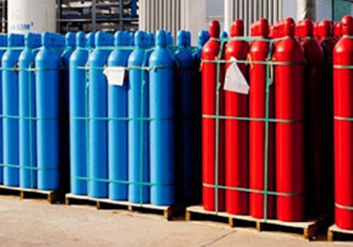Endüstriyel Gaz Tüpleri