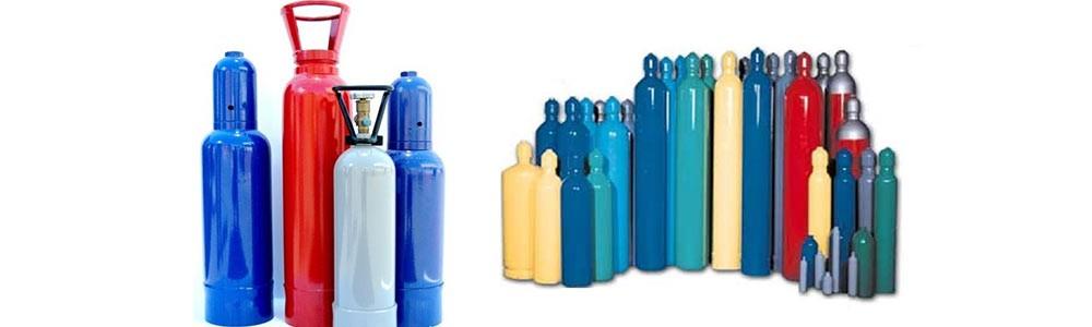 Endüstriyel Karışım Gazları